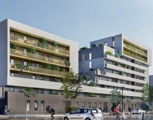 Achat / Vente programme immobilier neuf Évry-Courcouronnes Les Horizons (91000) - Réf. 6020