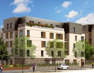 Achat / Vente programme immobilier neuf Evry proche Génépole (91000) - Réf. 611
