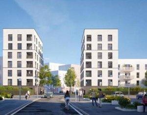 Achat / Vente programme immobilier neuf Evry quartier du Bois Sauvage (91000) - Réf. 3853