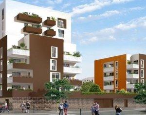 Achat / Vente programme immobilier neuf Évry quartier en plein renouveau (91000) - Réf. 1263