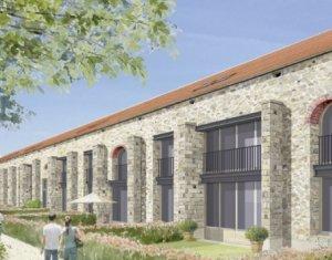 Achat / Vente programme immobilier neuf Fontainebleau aux portes du château (77300) - Réf. 2319