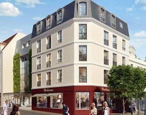 Achat / Vente programme immobilier neuf Fontainebleau centre-ville (77300) - Réf. 666
