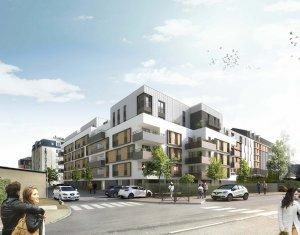 Achat / Vente programme immobilier neuf Fontenay-le-Fleury à 550 mètres de la gare (78330) - Réf. 2409