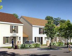 Achat / Vente programme immobilier neuf Fontenay-le-Vicomte proche gare Mennecy (91540) - Réf. 3986