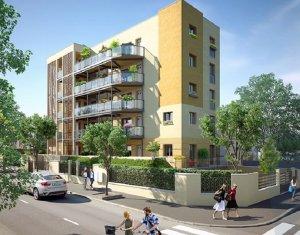 Achat / Vente programme immobilier neuf Fontenay-sous-Bois proche RER A et E (94120) - Réf. 2440