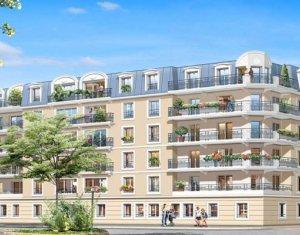 Achat / Vente programme immobilier neuf Franconville centre-ville Gare (95130) - Réf. 2068