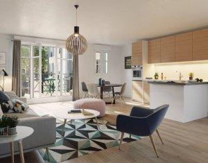 Achat / Vente programme immobilier neuf Franconville proche capitale (95130) - Réf. 2027