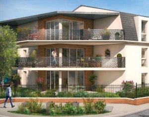 Achat / Vente programme immobilier neuf Franconville proche centre (95130) - Réf. 2799