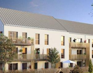 Achat / Vente programme immobilier neuf Freneuse à deux pas des commodités (78840) - Réf. 4797