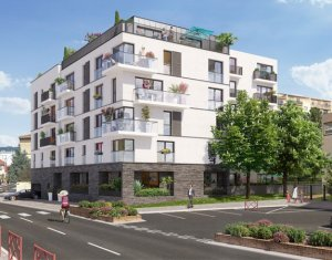 Achat / Vente programme immobilier neuf Fresnes proche Paris (94260) - Réf. 2190