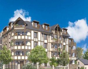 Achat / Vente programme immobilier neuf Gagny à 12 minutes à pied du RER E (93220) - Réf. 3908