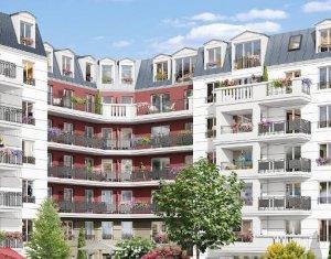 Achat / Vente programme immobilier neuf Gagny à 200 mètres du RER E (93220) - Réf. 4077