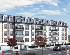 Achat / Vente programme immobilier neuf Gagny proche de la gare RER Le Chénay Gagny (93220) - Réf. 2865
