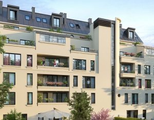 Achat / Vente programme immobilier neuf Gagny proche RER E (93220) - Réf. 3873