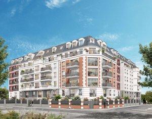 Achat / Vente programme immobilier neuf Gagny proche RER E (93220) - Réf. 4056