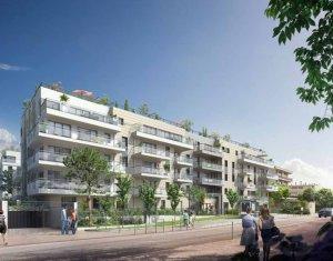 Achat / Vente programme immobilier neuf Garches proche du centre-ville (92380) - Réf. 2346