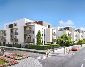 Achat / Vente programme immobilier neuf Gargenville proche de la gare (78440) - Réf. 250