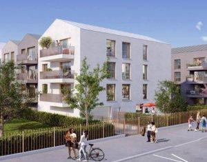 Achat / Vente programme immobilier neuf Garges-lès-Gonesse à 2 pas du RER (95140) - Réf. 4789