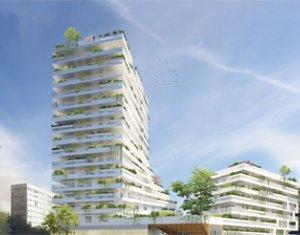 Achat / Vente programme immobilier neuf Gennevillers proche métro Gabriel Peri (92230) - Réf. 2826