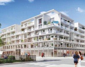 Achat / Vente programme immobilier neuf Gif-sur-Yvette dans l'éco-quartier O'rizon (91190) - Réf. 1240