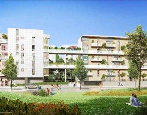 Achat / Vente programme immobilier neuf Gif-sur-Yvette quartier Moulon (91190) - Réf. 4073