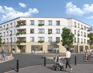 Achat / Vente programme immobilier neuf Gonesse à proximité du Parc de la Patte d'Oie (95500) - Réf. 4308