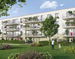 Achat / Vente programme immobilier neuf Gonesse proche parc de la Patte d'oie (95500) - Réf. 3935