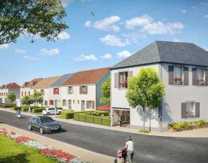 Achat / Vente programme immobilier neuf Goussainville proche centre-ville (95190) - Réf. 1628