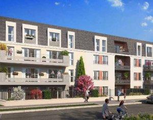 Achat / Vente programme immobilier neuf Gretz-Armainvilliers proche RER E (77220) - Réf. 3937