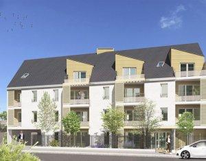 Achat / Vente programme immobilier neuf Gretz-Armainvilliers proche RER E (77220) - Réf. 3212