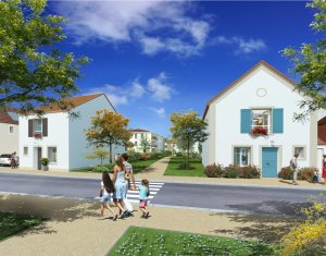 Achat / Vente programme immobilier neuf Guibeville proche Mairie (91630) - Réf. 2758