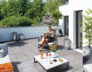 Achat / Vente programme immobilier neuf Guyancourt proche de la Place Cendrillon (78280) - Réf. 715