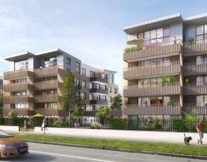Achat / Vente programme immobilier neuf Guyancourt quartier du Pont-du-Routoir (78280) - Réf. 2354