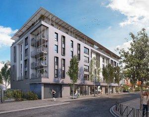 Achat / Vente programme immobilier neuf Guyancourt quartier Villaroy (78280) - Réf. 6126
