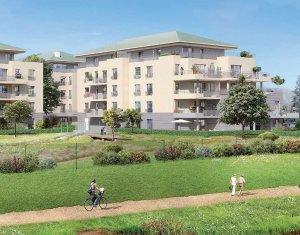Achat / Vente programme immobilier neuf Hardricourt Berges de la Seine (78250) - Réf. 1812
