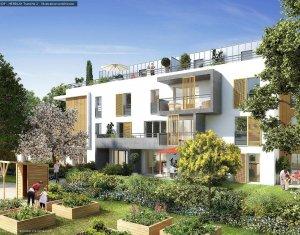 Achat / Vente programme immobilier neuf Herblay à 25 minutes au Nord de Paris (95220) - Réf. 692