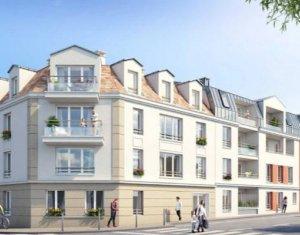 Achat / Vente programme immobilier neuf Herblay à 500 mètres de la gare (95220) - Réf. 4756