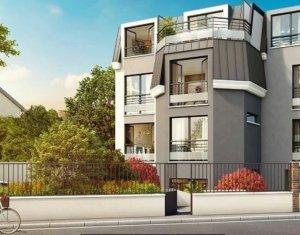 Achat / Vente programme immobilier neuf Houilles à 10km de Paris (78800) - Réf. 1180