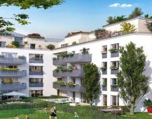 Achat / Vente programme immobilier neuf Houilles à deux pas des commerces (78800) - Réf. 4397