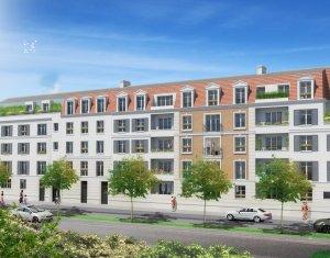 Achat / Vente programme immobilier neuf Houilles aux portes du centre-ville (78800) - Réf. 849