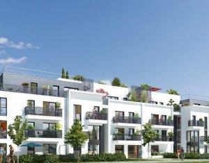 Achat / Vente programme immobilier neuf Houilles proche Paris (78800) - Réf. 1653