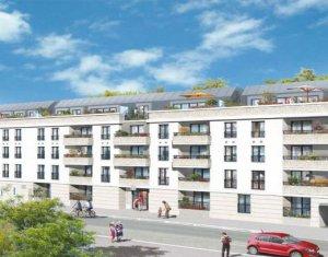 Achat / Vente programme immobilier neuf Houilles quartier de l'Eglise (78800) - Réf. 1115