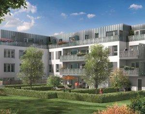 Achat / Vente programme immobilier neuf Houilles quartier résidentiel des Belles-Vues (78800) - Réf. 1177