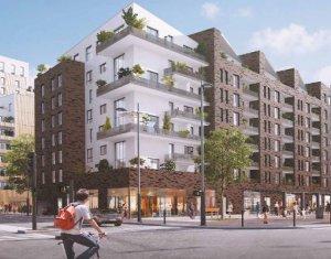 Achat / Vente programme immobilier neuf Ivry-sur-Seine proche futur métro (94200) - Réf. 3095