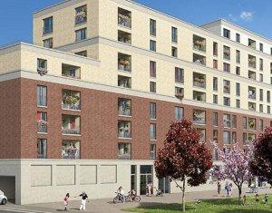 Achat / Vente programme immobilier neuf Ivry-sur-Seine quartier Ivry Confluence (94200) - Réf. 5892