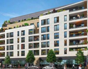 Achat / Vente programme immobilier neuf Joinville-le-Pont quartier Les Hauts de Joinville (94340) - Réf. 1234