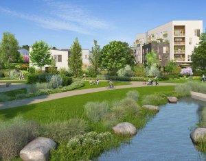 Achat / Vente programme immobilier neuf Jouy-le-Moutier environnement calme (95280) - Réf. 1993