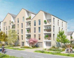 Achat / Vente programme immobilier neuf Jouy-le-Moutier proximité Cergy-Pontoise (95280) - Réf. 2046