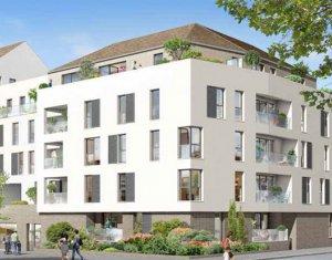 Achat / Vente programme immobilier neuf Jouy-le-Moutier, quartier Éguérets - Bruzacques (95280) - Réf. 803