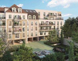 Achat / Vente programme immobilier neuf Juvisy-sur-Orge à 300 mètres de la gare (91260) - Réf. 3196